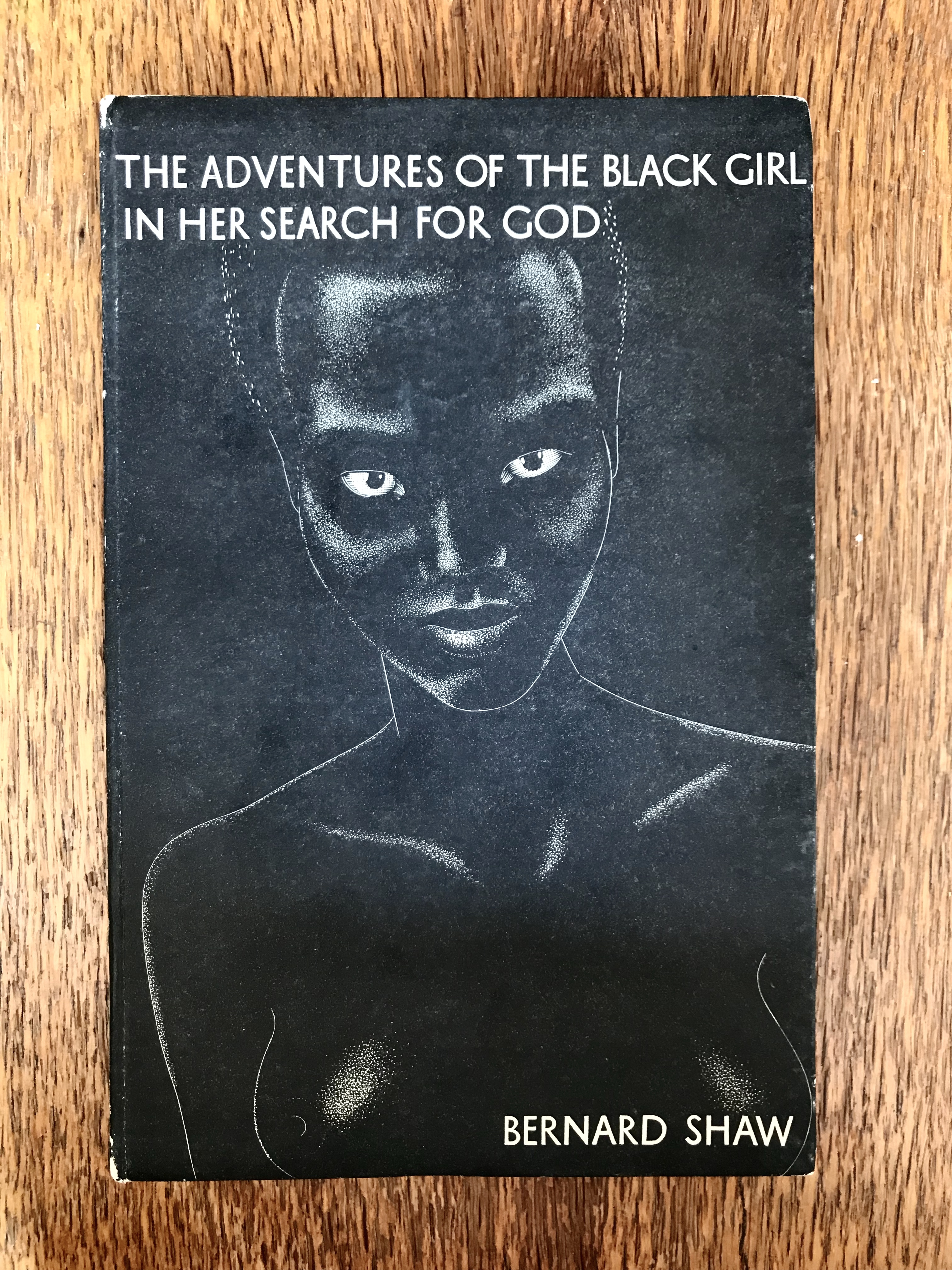 The Adventures od the Black Girl in her Search for God